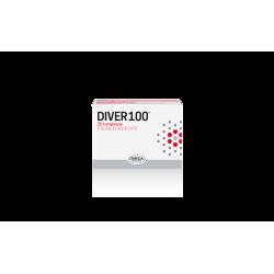 DIVER 100® 20 compresse