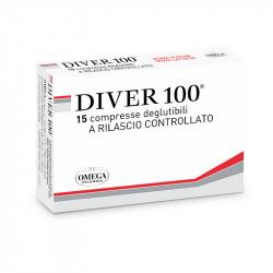 DIVER 100® 15 compresse